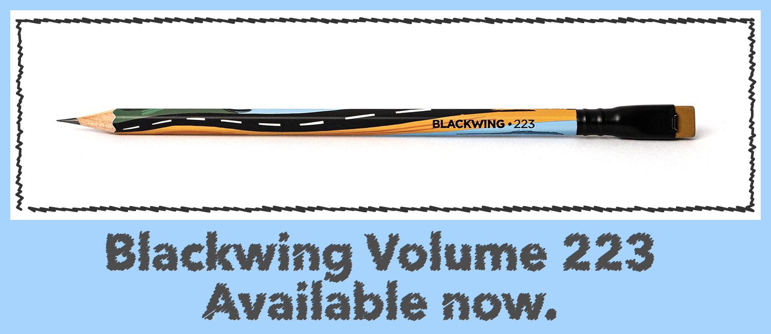 Blackwing Volume 223 - Limited Edition