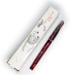 Morgan Silver 15059 Noodler/'s Ahab Flex Fountain Pen
